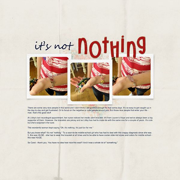 It's-not-nothing