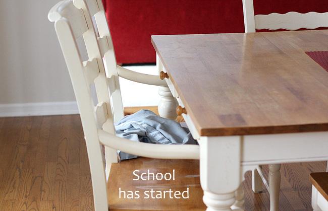 Schoolhasstarted